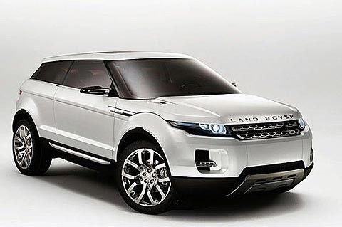 Le car, LRX Range Rover