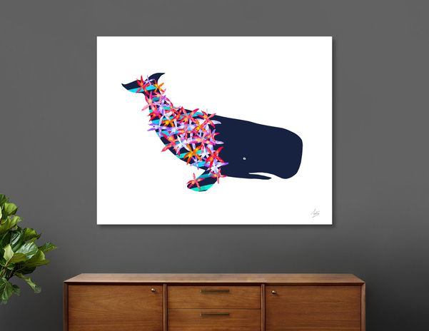 Discover «Henry In The Tropics», Numbered Edition Aluminum Print by Amaya Brydon - From $59 - Curioos