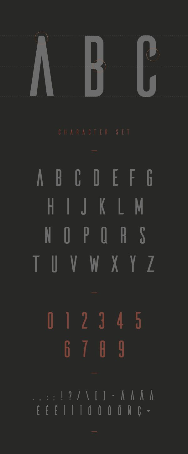 2.Fresh Free Font Of The Day  Ailerons