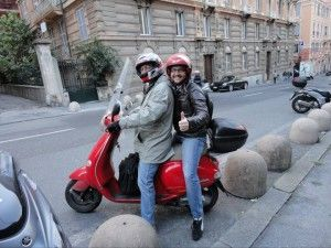Si viene e si va: dal NebbiaGialla a Genova e Savona con l'ira funesta #irafunesta