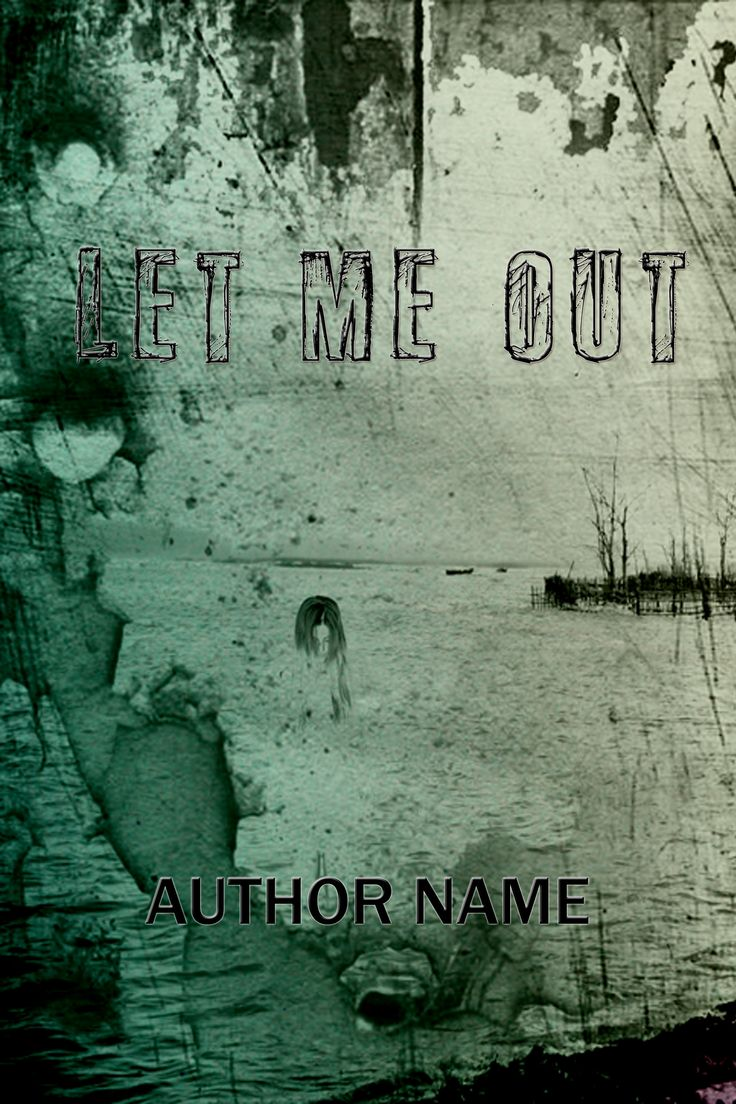 Available as ebook cover. Can be delivered according to standard ebook specifications (1600 pixel (w) by 2400 pixel (h), 72dpi). Please provide your book title and author name upon purchasing, and I will deliver the personalized .jpeg file to you -  horror ebook cover