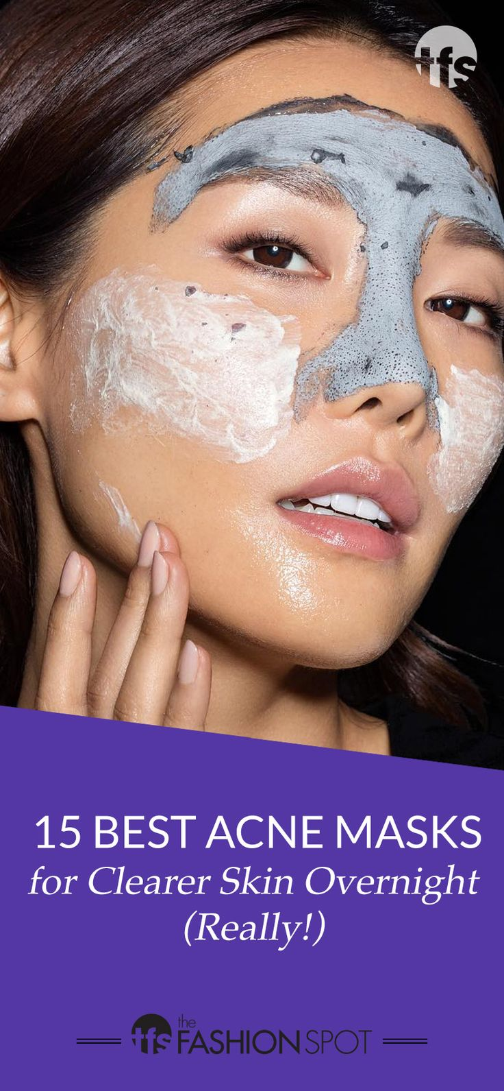 15 Best Acne Masks for Clearer Skin Overnight (Really!)