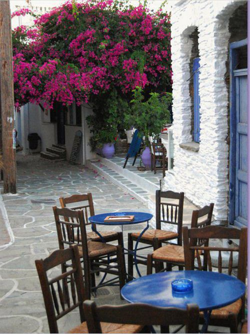 Kythnos, I'd like to be sitting there, Right Now!