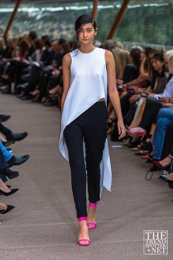 Carla Zampatti Spring/Summer 2015 Runway