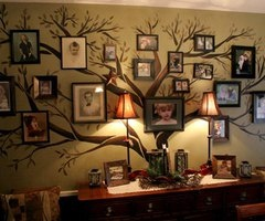 Frames, Family Tree, Pictures