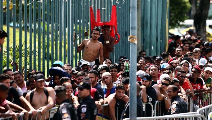 Casa lotada! Ingressos para Flamengo e Corinthians estão esgotados  #globoesporte