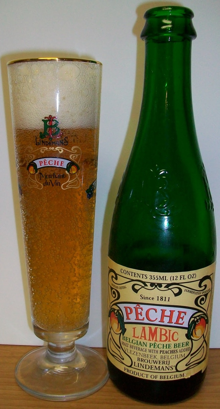 Lindemans- with me, there exists an affinity toward Belgian beers.