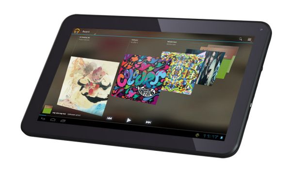 Android tablet with WiFi