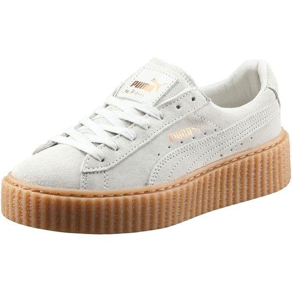 scarpe puma con suola marrone