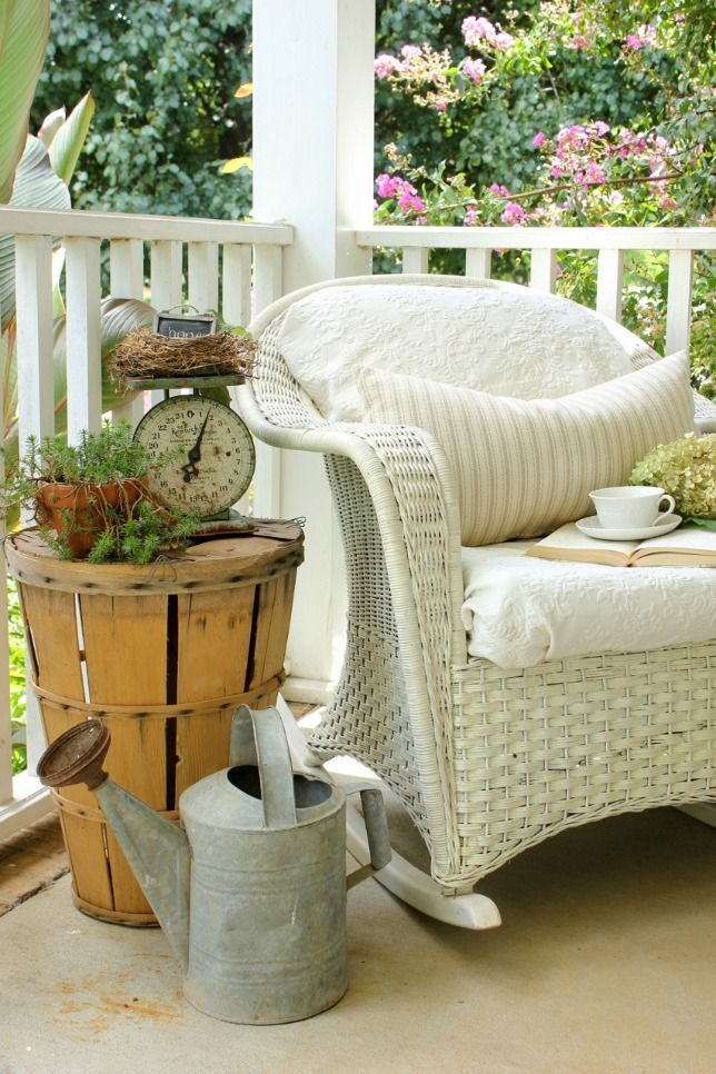 172 Best Images About Wicker On Pinterest