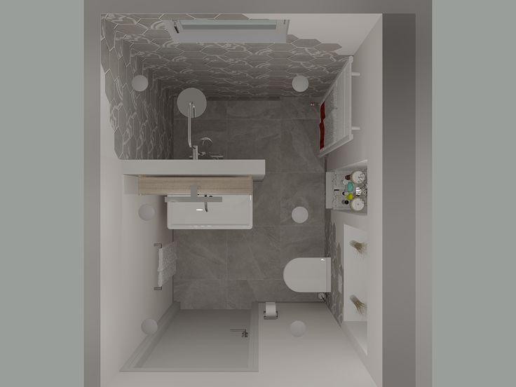 1000 idee n over zeshoekige tegel op pinterest badkamer vloer honingraat tegel en - Versieren haar badkamer ...