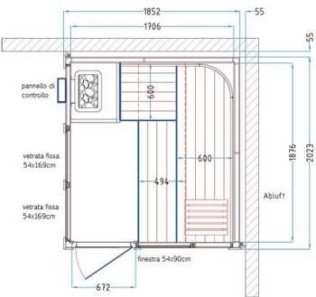 Siamo specializzati in vendita saune Finlandesi in legno. Se cerchi una sauna finlandese moderna questo sito è adatto a te.