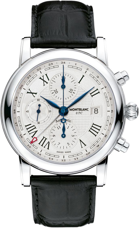 Montblanc presents:Montblanc Star Chronograph UTC  Automatic Zeitlose Eleganz - einfach Klasse!