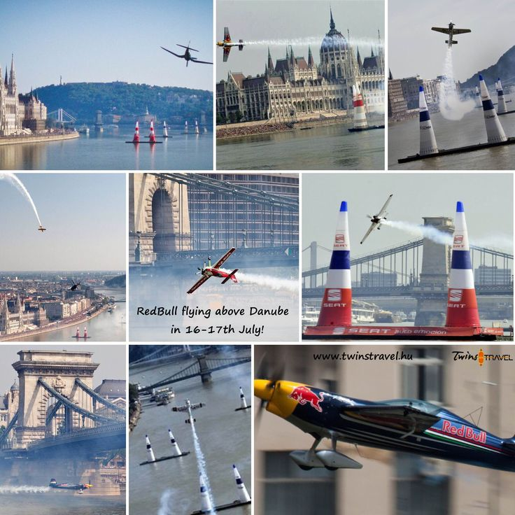 Again with Redbull airplane flying above Danube in 16-17th of July! Would you like to come and enjoy it with us?  Ask an offer from us by e-mail and you can enjoy your time in Hungary! Our e-mail address: office@twinstravel.hu You are safe with us!  ‪#‎redbull‬ ‪#‎twinstravel_budapest