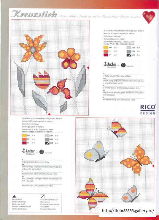 Gallery.ru / Фото #1 - Rico Stick-idee 8, 9, 11, 12, 20, 26, 27, 31, 32, 37, 39, 44 - Fleur55555