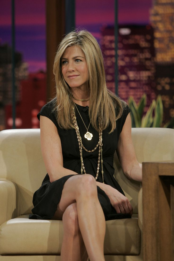 Jennifer Aniston- forever one of my favorite actresses
