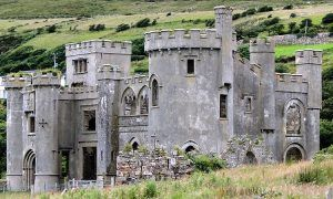 Exploring the Abandoned Ruins of Ireland's Clifden Castle