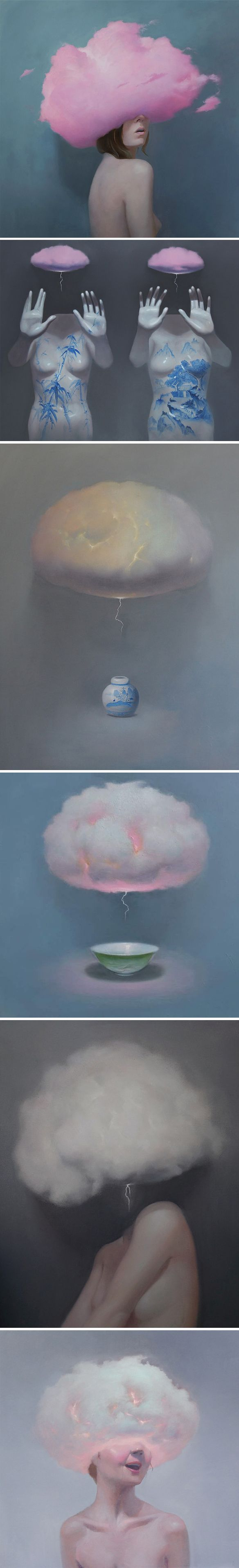 paintings by yang cao