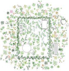 Flowering floorplans by Junya Ishigami