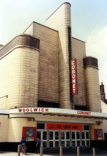 Coronet Woolwich 1986