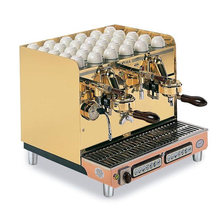 La cafetera de diseño que ¡ya utilizan los hoteles y restaurantes más exclusivos del país! @Restaurante Du Liban ¡Calidad, precisión, innovación y cuidado en cada detalle fusionados en una pieza de diseño! Ahora en promoción: bit.ly/1QpobD8  #Elektra #Sixties #innovacion #diseño #coffe #cafe