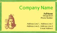 God visiting cards, visiting cards design, India deities visiting cards, creative visiting cards, god visiting cards india, online printing