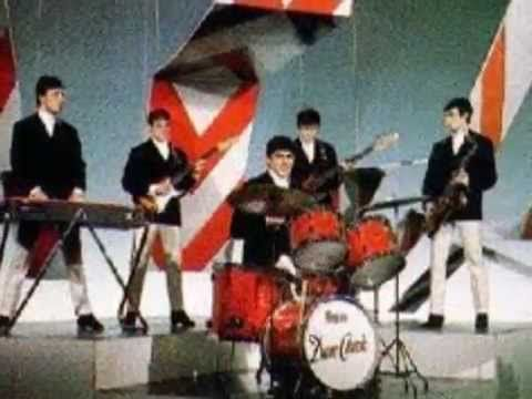 The Dave Clark Five - Glad All Over - YouTube
