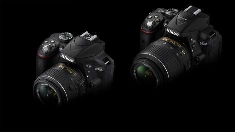 Nikon D3300 vs D5300: Which DSLR should you choose? -> http://www.techradar.com/1326134  D3300 vs D5300: Key differences  Buying an entry-level DSLR from Nikon is not as straightforward as it sounds. Should aspiring enthusiast photographers stepping up from a compact go for the most basic DSLR in the range (the Nikon D3300) or pay a bit more for a camera with a few more features namely the Nikon D5300? If you're agonising over this choice read on for enlightenment...  The Nikon D3300 boasts…