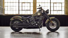 Harley-Davidson's 2016 models get power boost Softtail Slim S