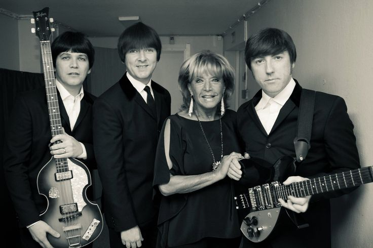 EUROPEAN TOP BEATLES TRIBUTE with famous Swedish star