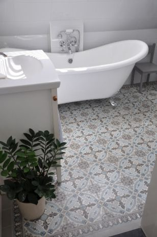 Interieur inrichten | Portugese en Marrokaanse tegels - www.stijlvolstyling.com