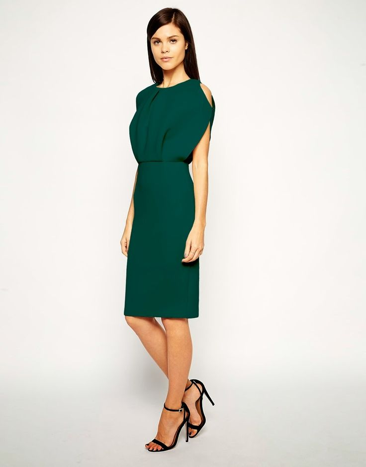 Elegantes vestidos de moda para la oficina 2015 | ¿Como vestir para un día de trabajo?