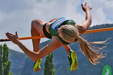 Kazmirek and Theisen Eaton lead at the end of day one in Gotzis