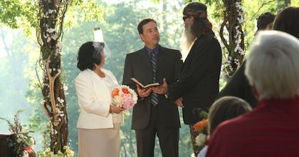 Duck Dynasty Wedding: Phil and Miss Kay Renew Their Vows