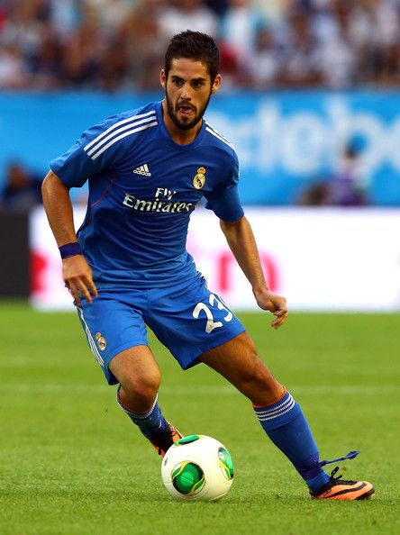 Isco - Real Madrid v Paris Saint-Germain FC - Pre Season Friendly
