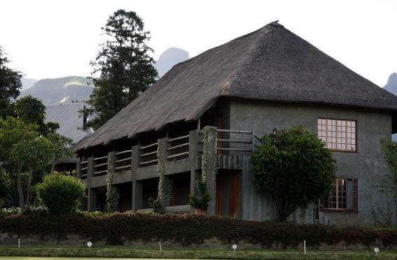 Cathedral Peak, Drakensburg Mountains