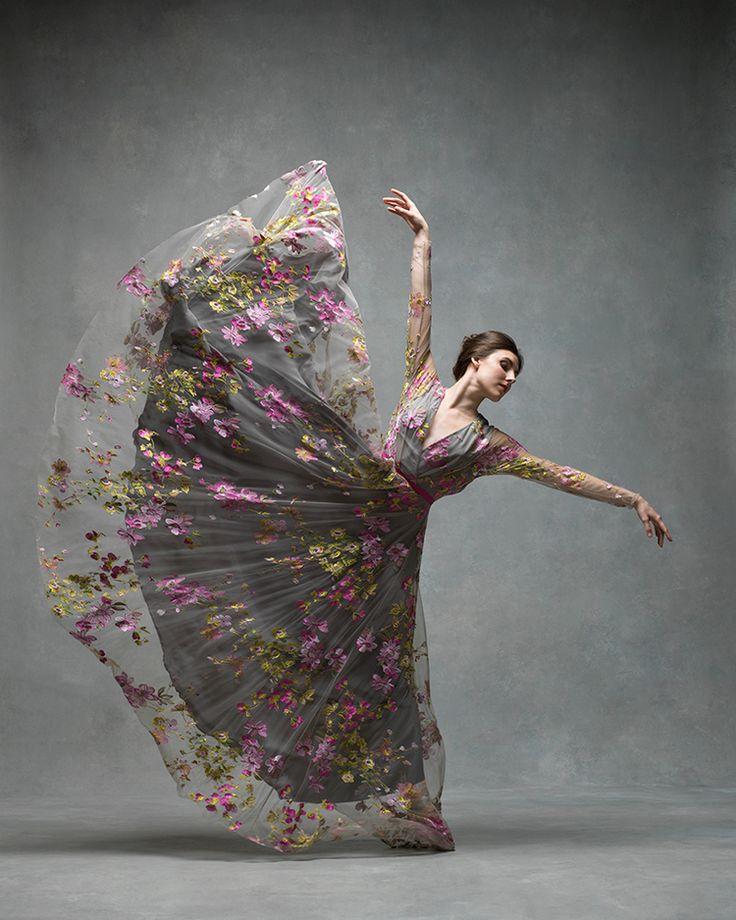 Tiler Peck, Principal Dance NYC Ballet. NYC Dance Project