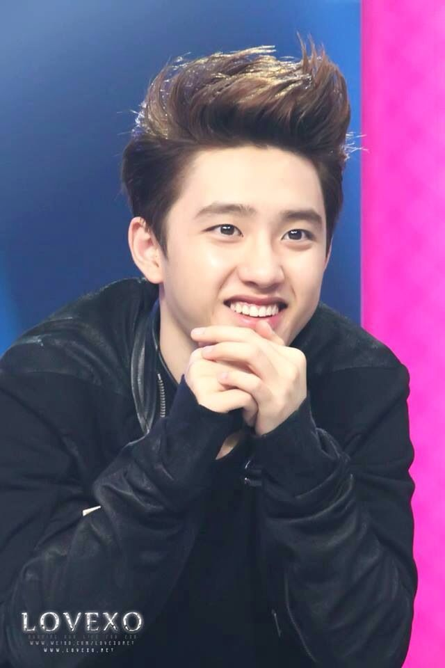 EXO D.O This us like the picture to describe why his called squishy