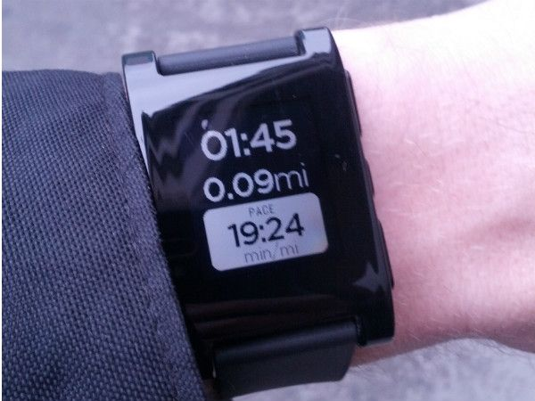 12 cool Pebble watch apps and tricks (Image credit: ITworld/Kevin Purdy)