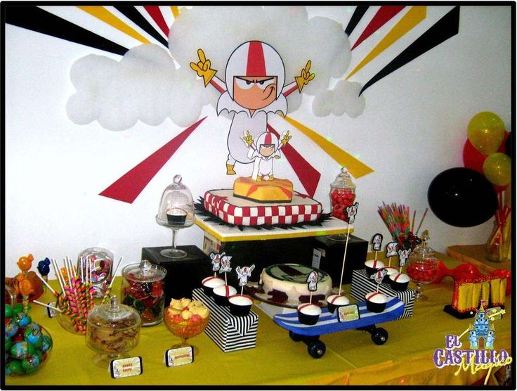 Kick Buttowski Birthday Party Ideas | Photo 1 of 12 | Catch My Party