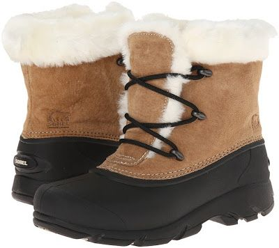 Another boot that is very popular for keeping your feet warm in the winter is called the Sorel Snow Angel Lace boot.  This boot is rugged and durable and is able to withstand temperatures as cold as -25 degrees.