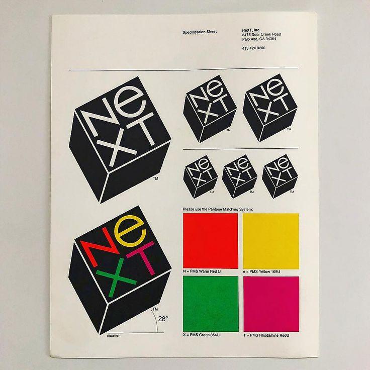 NeXT Computers | Paul Rand: Modernist Master 1914-…
