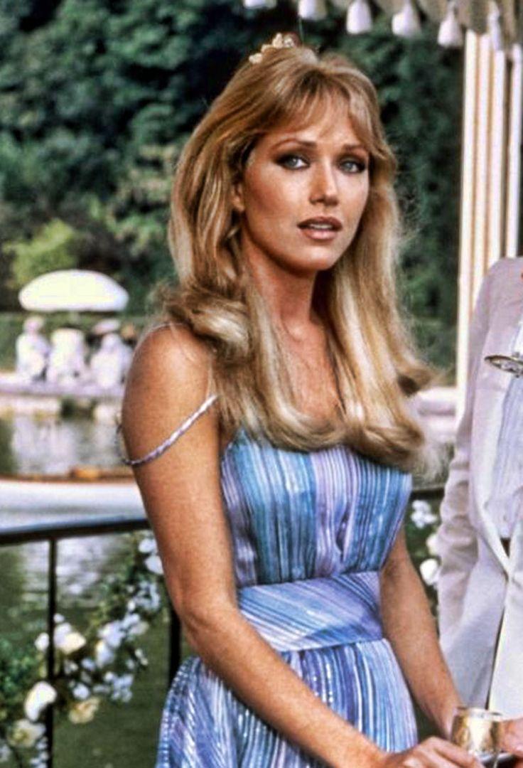 Tanya Roberts En Panorama Para Matar 1985