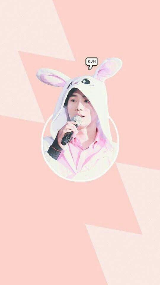 Suho Wallpaper | EXO  #Suho #Joonmyeon #EXO #Rabbit