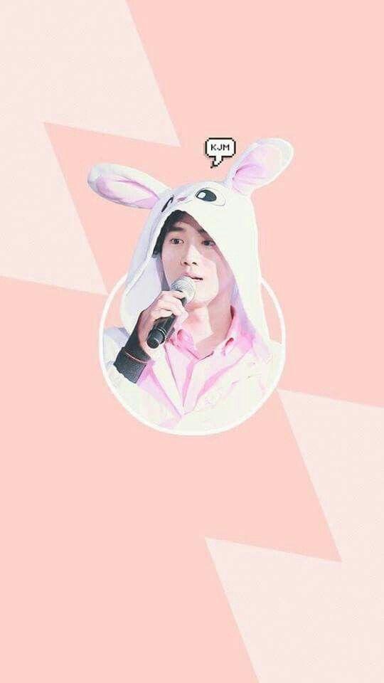 Suho Wallpaper | EXO  #Suho #Joonmyeon #EXO #Rabbit