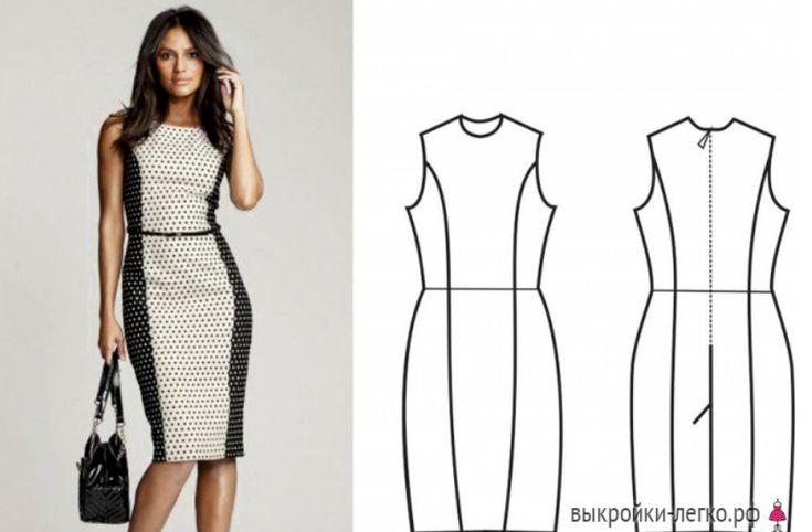 Учимся моделировать: платья на разные типы фигуры. Как подчеркнуть достоинства?! Найдите свой фасон платья!