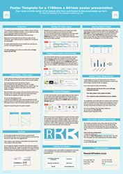 Free Research Poster Templates For PowerPoint Poster Presentations | ResearchPosters.co.za