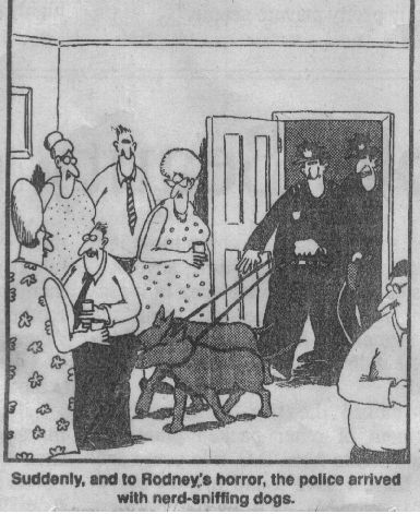 the far side | ... simultaneously like every single woman from The Far Side comic strip