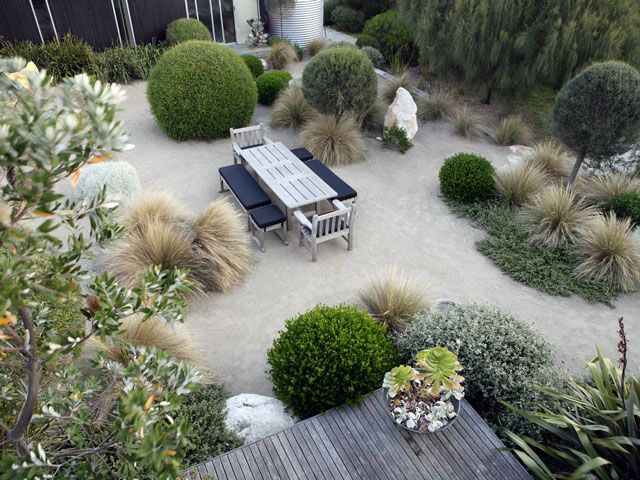 Australian Landscape Conference 2013  -  (Honestly, I detest topiary balls....but for some reason, I like this space.  Well done!)