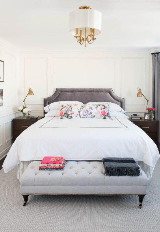 Paris Bedroom Designs